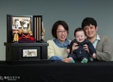 BABYフォト:亀有スタジオ